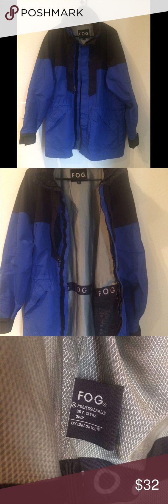 Fog men's jacket Tons of Pockets London Fog Jackets & Coats