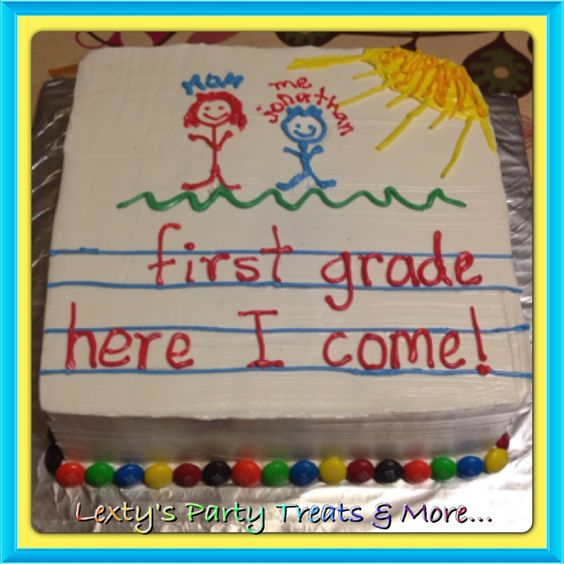 Pin By Lexty Viviana On My Cakes Other Sweets Kindergarten Graduation Cake Kindergarten Graduation Party Graduation Party Foods Preschool graduation sheet cake