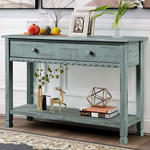 27++ Modern farmhouse console table with drawers most popular