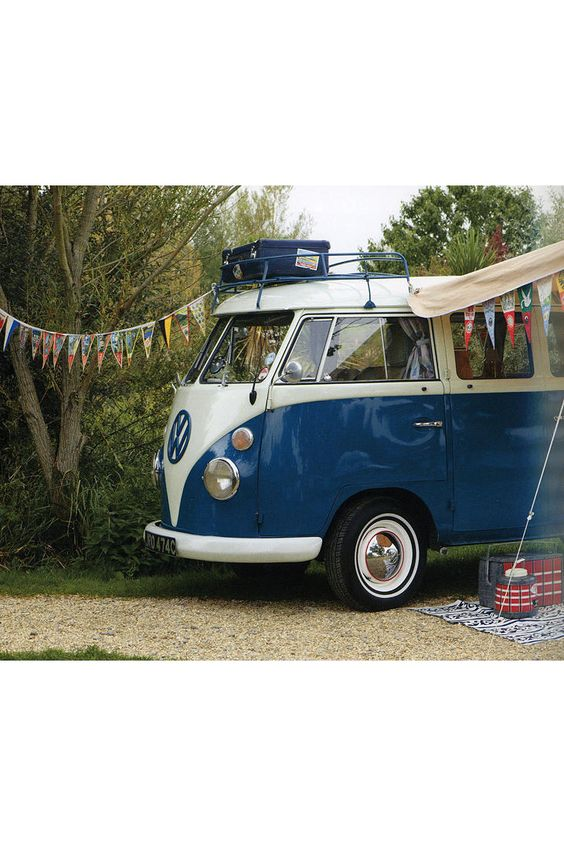 My Cool Campervan By Jane Field-Lewis #urbanoutfitters