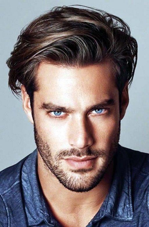 Great Men S Hairstyles Tapermenshairstyles Medium Length Hair Men Mens Hairstyles Medium Medium Length Hair Styles