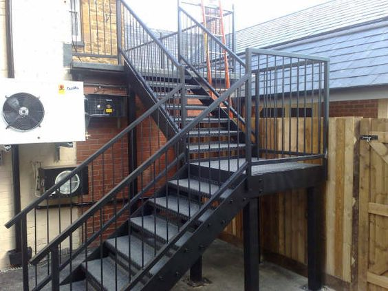 Southern Fabrications Staircases Poole Dorset