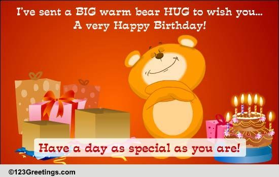 Free Online Greeting Cards Ecards Animated Cards Postcards Funny Cards From 123gree Beautiful Birthday Cards Birthday Wishes For Myself Cute Happy Birthday