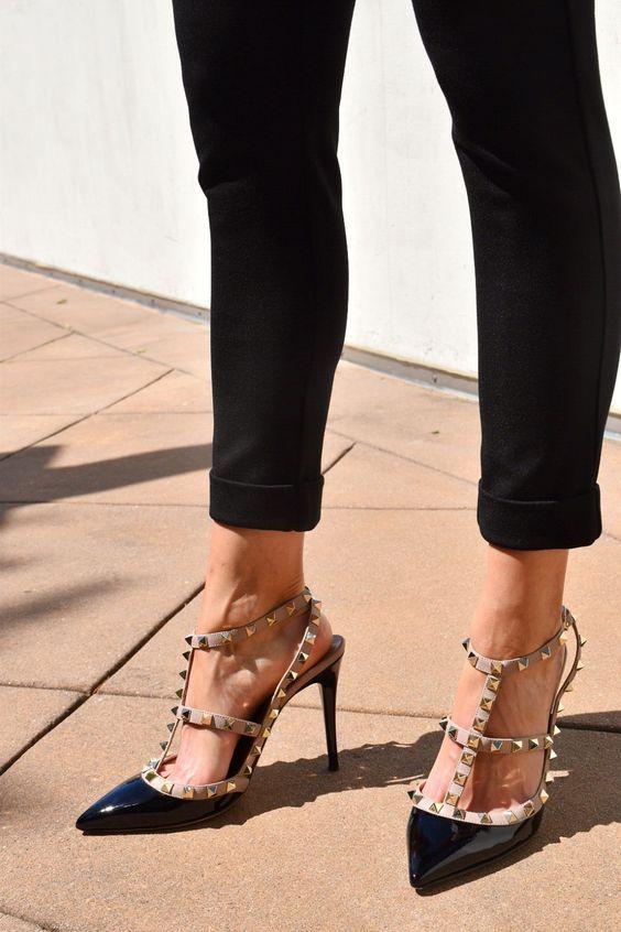 iconic designer heels