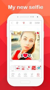 Love and be loved. Selfies.: miniatura de captura de pantalla
