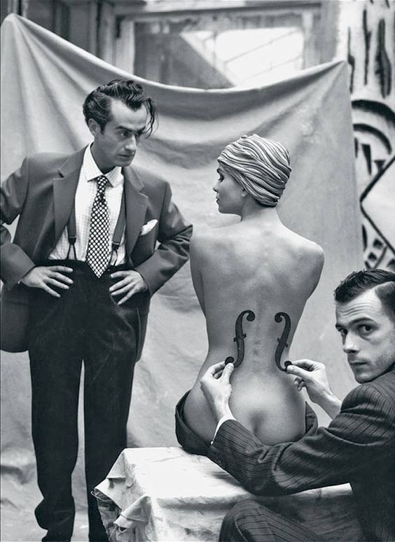 Man Ray by Mark Arbeit