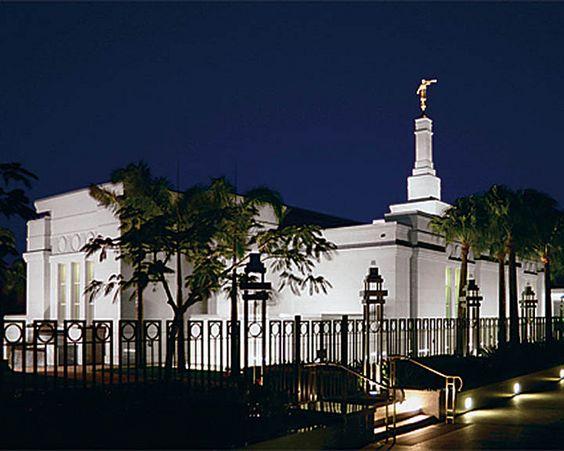 Templo de Brisbane -Australia #Templo #SUD