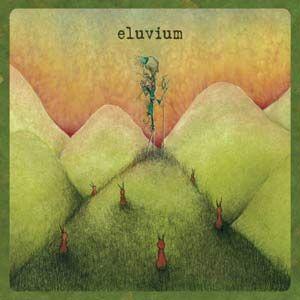 ELUVIUM Portada de un disco