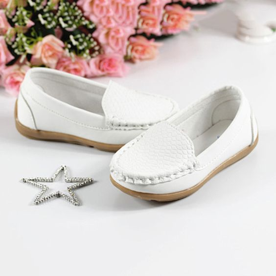 Kids-Toddler-Girls-Boys-Childrens-Gifts-Loafers-Soft-Leather-Flat-Casual-Shoes