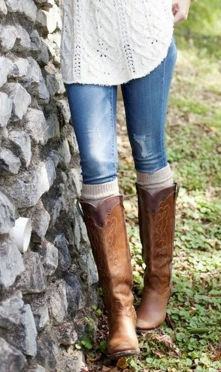 Cute cowboy boots from Cavender's