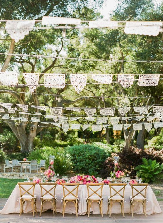 mibelleinc.com Montecito Spanish wedding with La Fete