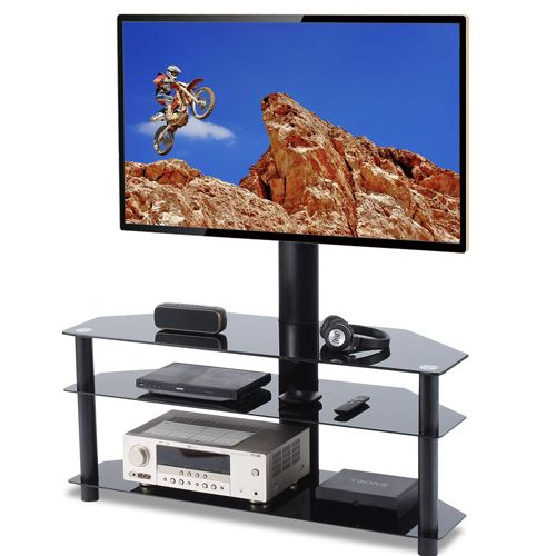 Top 10 Best Height Adjustable Tv Stands Reviews In 2020 Tv Stand