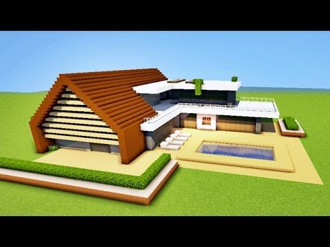 Comment Faire Une Maison Dans Minecraft