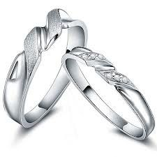 Georgeous Couple Rings, Represent Your Love and Promise
