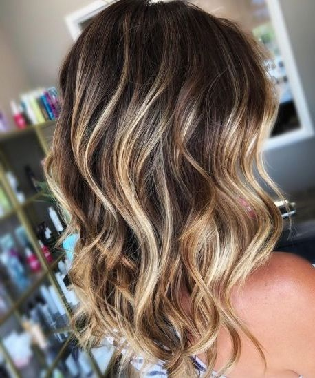 20 Hair Colors For Brunettes Going Gray Hardly Any Ladies Are Brought Into The World Blonde And Even L Brunette Hair Color Brunette Color Hair Color Balayage