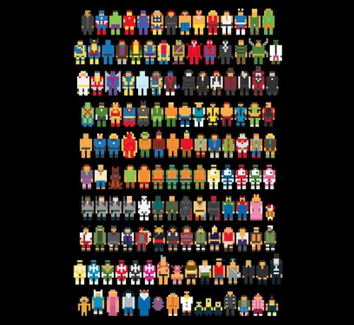Video Game Characters Game Character And Video Games On
