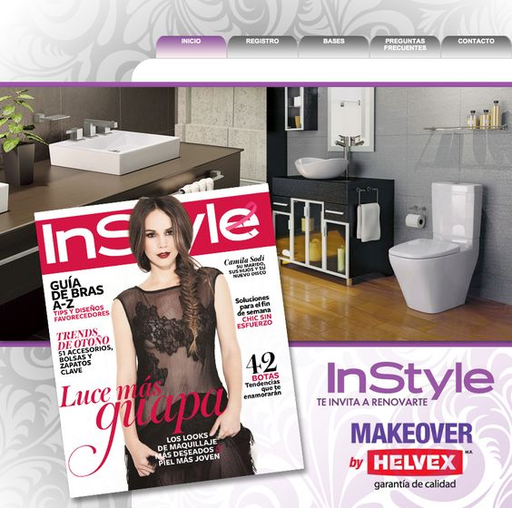 5 días mas para participar en   Instyle Makeover by Helvex http://www.instylemakeoverbyhelvex.com/  https://www.facebook.com/HelvexOficial