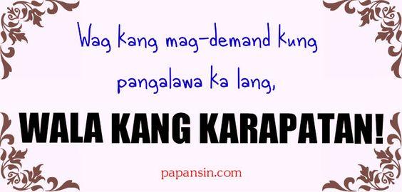 patama quotes para sa mga kabit - photo #34