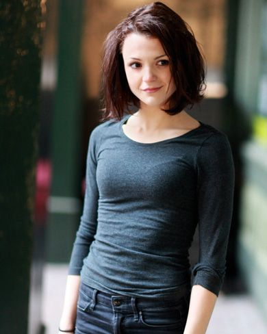 Kathryn Prescott Born as Sarah Tucker