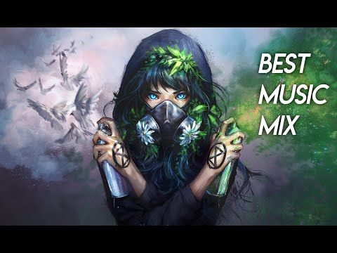 Best Music Mix No Copyright Music Gaming Music X Trap House Dubstep Youtube Art Fantasy Girl Anime Gas Mask