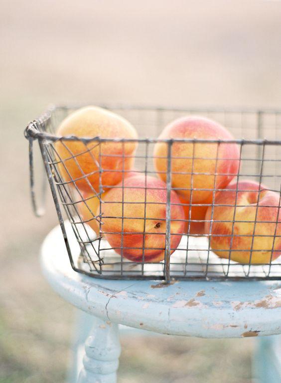 José Villa, peaches and cream color inspiration