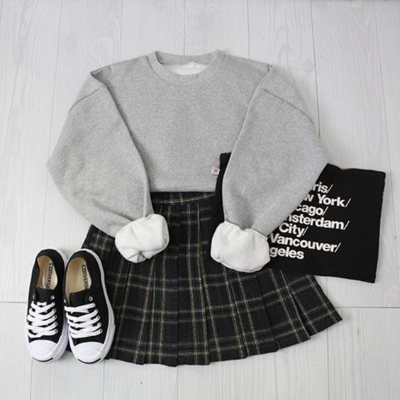nice Korean Daily Fashion by http://www.globalfashionista.xyz/korean-fashion-styles/korean-daily-fashion-10/