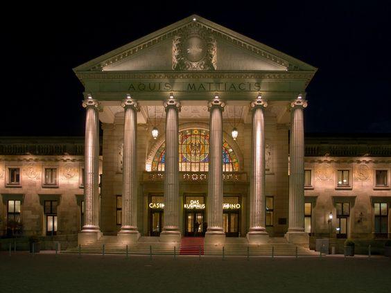 Casino Wiesbaden von SvenB: