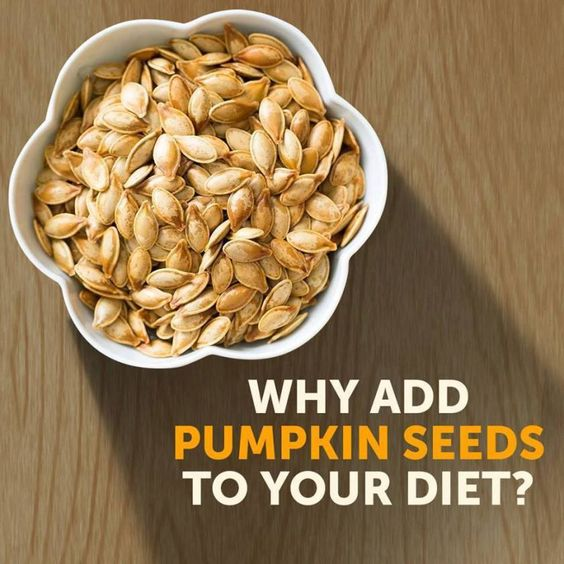 . Pumpkin seeds are rich in iron. Just ¼ of a cup is equivalent to 16% of your daily needs. 2. Raw, green pumpkin seeds have a high amount of natural chlorophyll which alkalizes and naturally cleanses the body. 3. Pumpkin seeds are also rich in fiber that can help regulate blood sugar and improve insulin regulation. 4. Pumpkin seeds are a great source of soy-free protein for those that have soy allergy.
