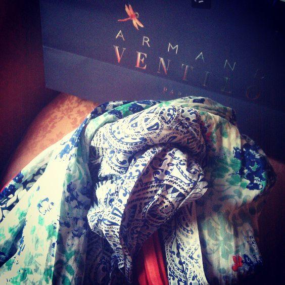 Armand Ventilo scarf