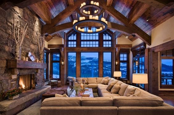 Rustic living room decor ideas tips for choosing the right