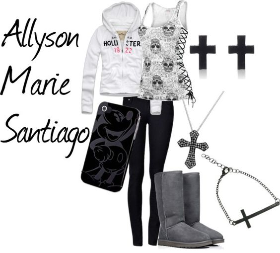 """""""Untitled #56"""" by allyson-marie on Polyvore"""