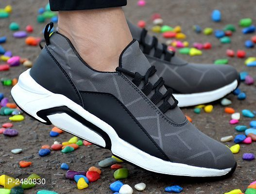 Smart And Comfy Casual Sports Shoes