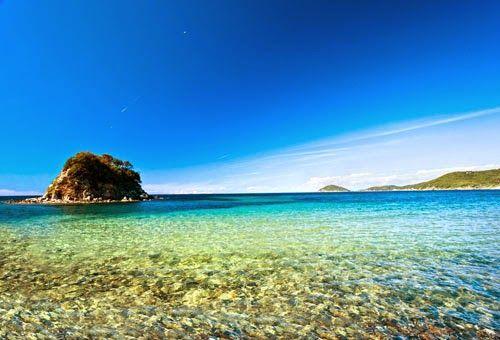 La Toscana: Las 10 mejores playas de la Toscana