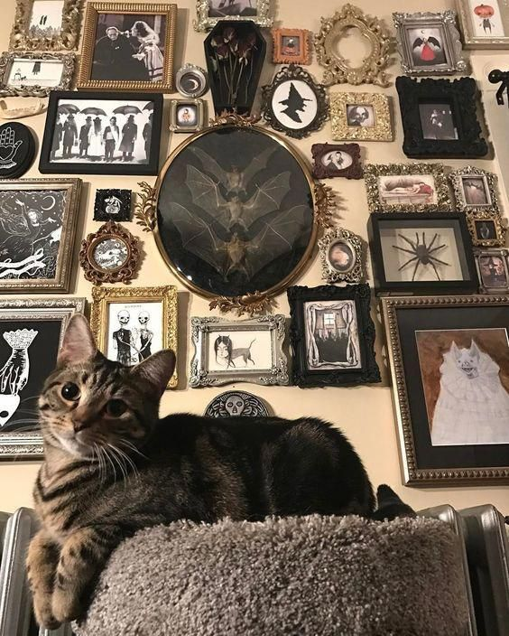 Gorgeous Gothic Decor You'll Die For | Horror Movies #decoratingtips