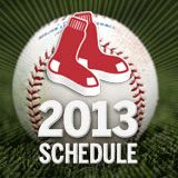 2013 Red Sox Schedule | redsox.com: Schedule  Which should be circled as for sure wins? Let us know at http://www.fenwayrefugees.com