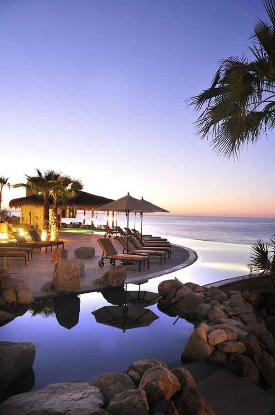 Land39s end wedding honeymoons and beautiful on pinterest for Best honeymoon resorts in cabo san lucas