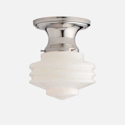 I love everything from Schoolhouse Electric. They've added things other than light fixtures to their catalog now!