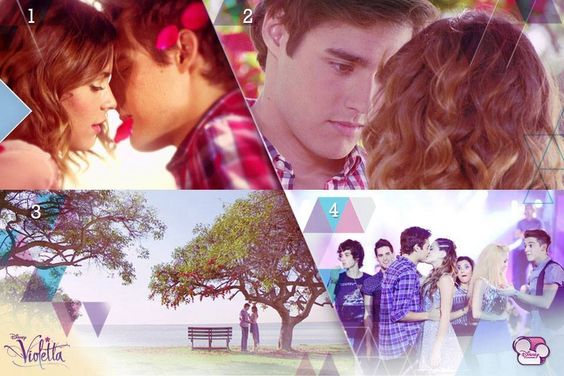Amo todos os beijos(Quase beijos)Jortini e Leonetta_Forever
