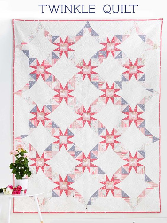 Twinkle quilt pattern from Westwood Acres