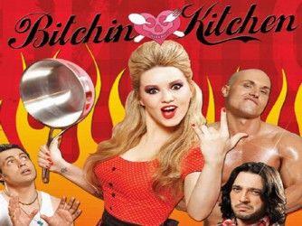 Bitchen Kitchen: Nadia G. stupidest/funniest cooking show ever