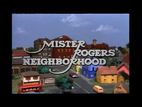 Youtube Mr Rogers Mister Rogers Neighborhood The Neighbourhood Songs