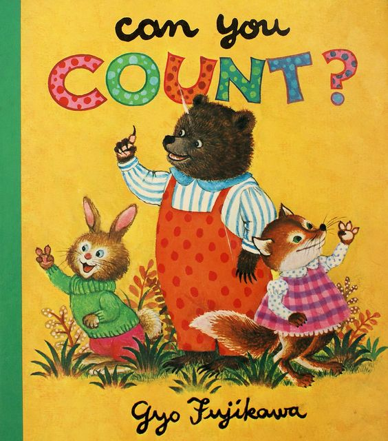https://flic.kr/p/61YV5M   Can you count?   Gyo Fujikawa Copyright 1977