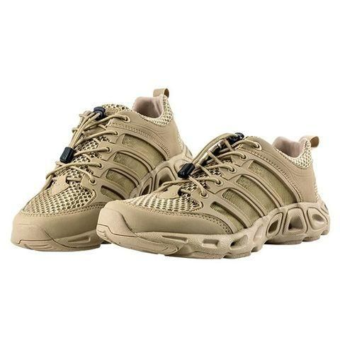 Lightweight Tactical Shoes Desert Tan
