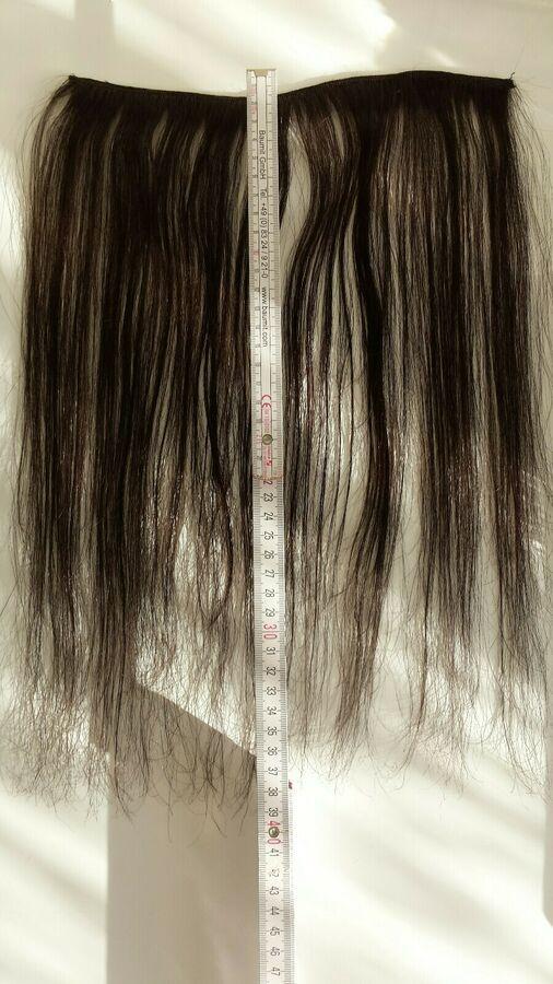 Hicarer 180 Pieces Hair Rings Braid Rings Hair Hoops Hair Loop Clips 3 Colors 2 Sizes