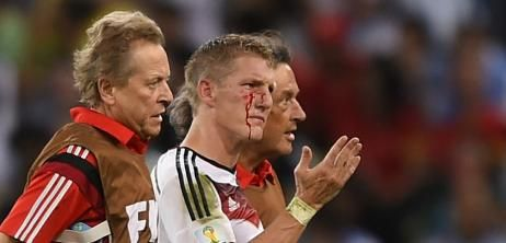 Team Spirit Leads Germany to 1-0 World Cup Win