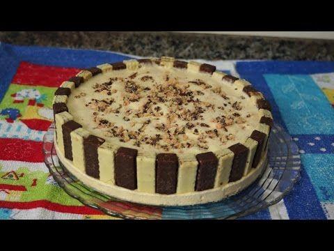 DICAS CASEIRAS - TORTA DE SORVETE COM BIS - YouTube