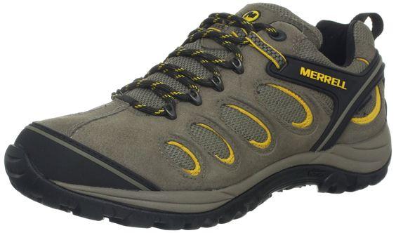 Amazon.com: Merrell Men's Chameleon 5 Waterproof Hiking Shoe: Clothing $58.00