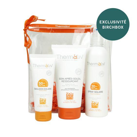 Thermaliv - Kit Solaire - Birchbox