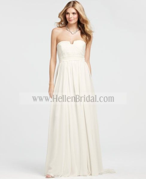 Top Quality Ann Taylor 272372 Wedding Dresses With Affordable Price in Hellenbridal.com