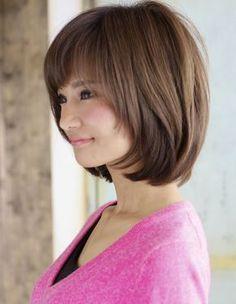 レイヤーボブ Sg 115 ヘアカタログ 髪型 ヘアスタイル Afloat アフロート 表参道 銀座 名古屋の美容室 美容院